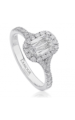 Christopher Designs Engagement Ring L103-075 product image