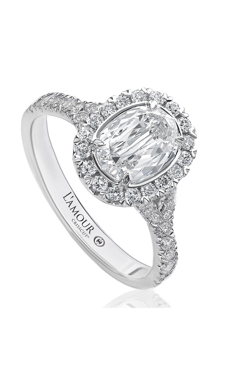 Christopher Designs Engagement ring L103-LOV100 product image