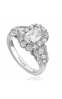 Christopher Designs Engagement Ring L106-100 product image