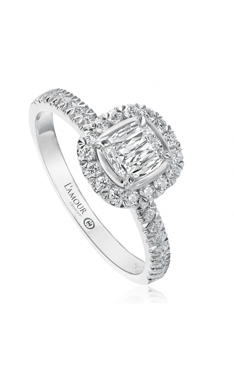 Christopher Designs Engagement Ring L105-LCU040 product image