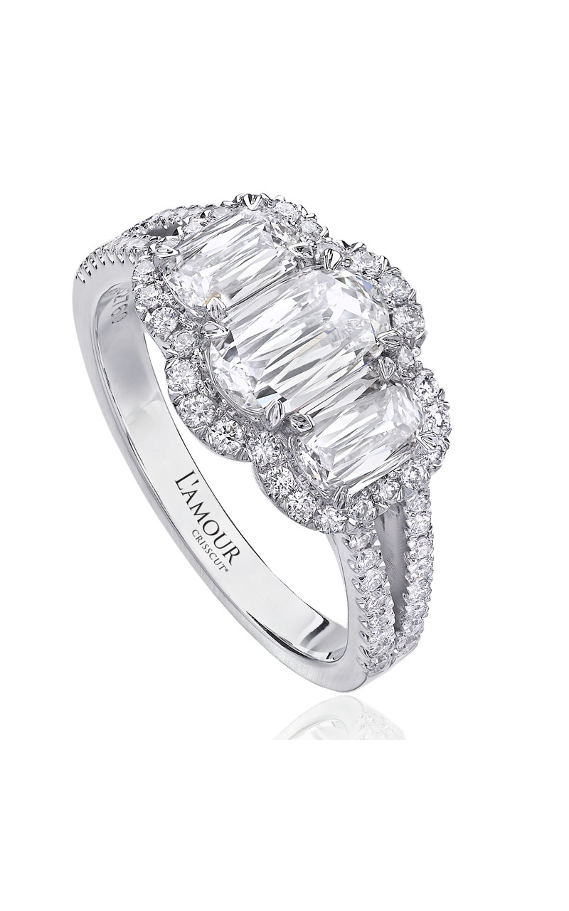 Christopher Designs Engagement ring L128-065 product image