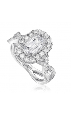 Christopher Designs Engagement Ring L193-075 product image