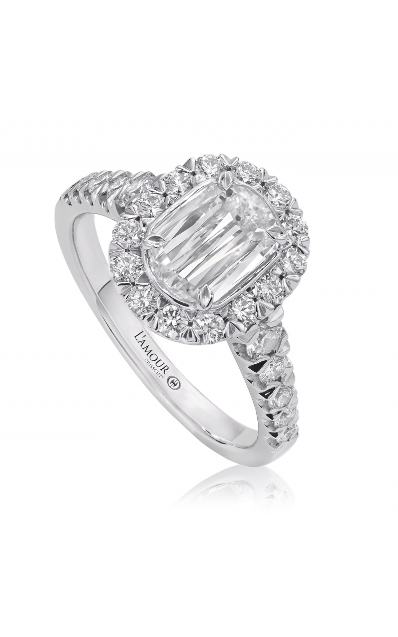 Christopher Designs Engagement ring L225-100 product image