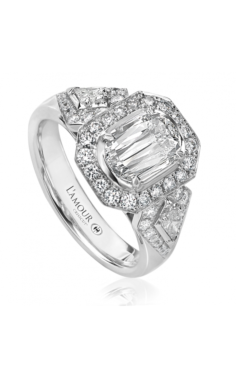 Christopher Designs Engagement ring L230-100 product image
