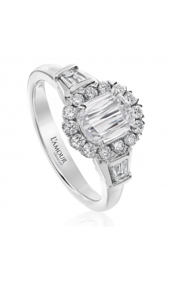 Christopher Designs Engagement Ring L243-100 product image