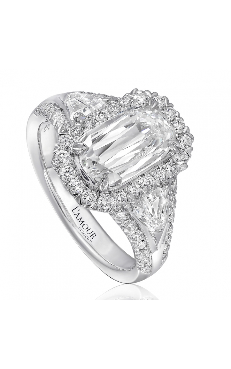 Christopher Designs Engagement ring L244-200 product image