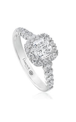 Christopher Designs Engagement Ring L504-LCU050 product image