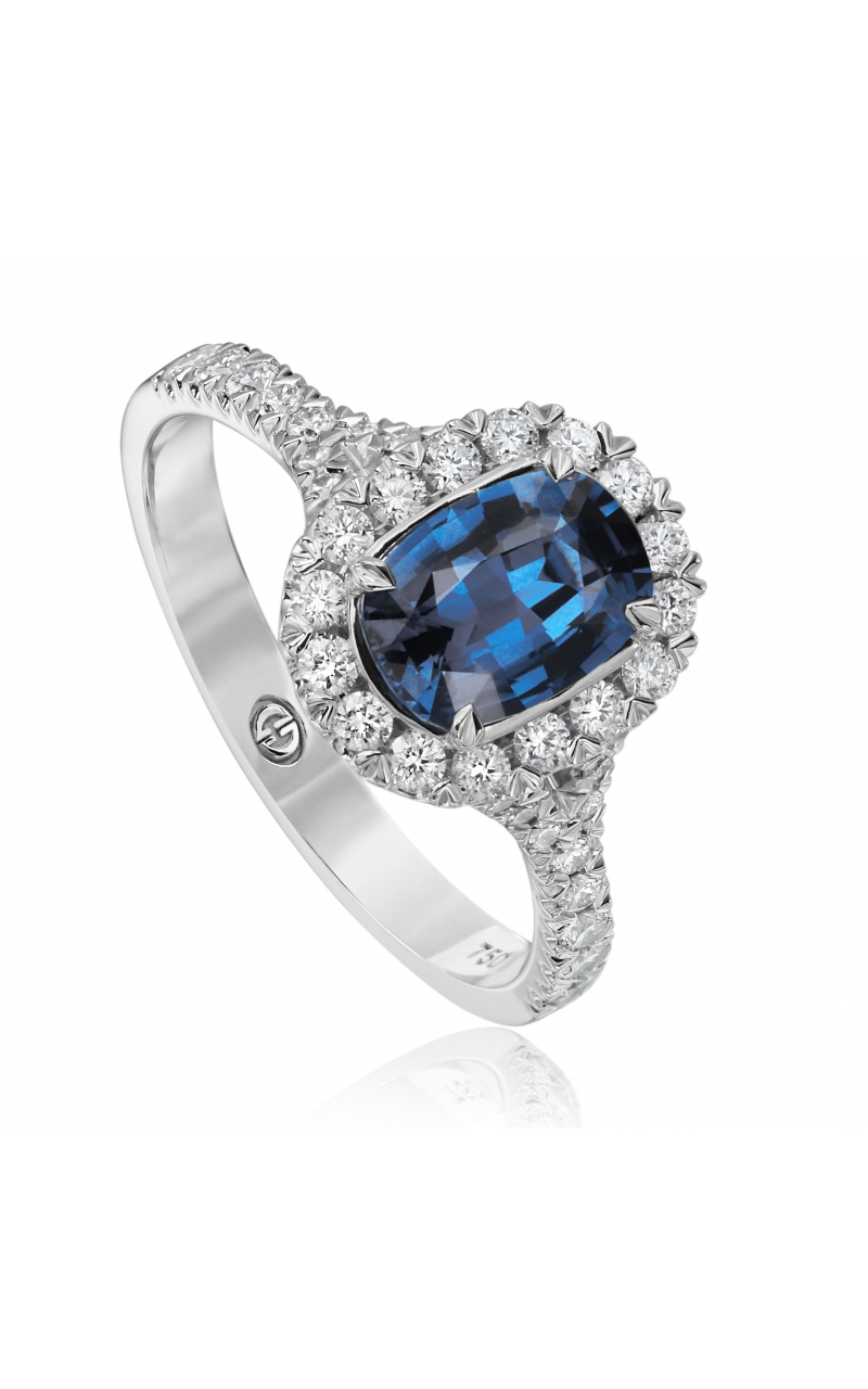 Christopher Designs Oval Sapphire Ring L103-125-S product image