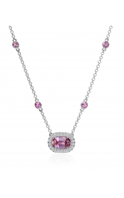 Christopher Designs Pink Sapphire Pendant L198PD-100-PS product image