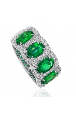 Christopher Designs Emerald Band L204-OV-EM product image