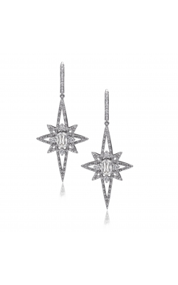 Christopher Designs Star Earrings L211ER-100 product image