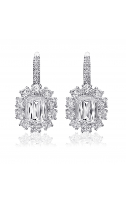 Christopher Designs Lever Back Drop Earrings L214ER-200 product image