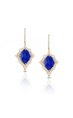 Royal Lapis Dangle Earrings E7642LP product image