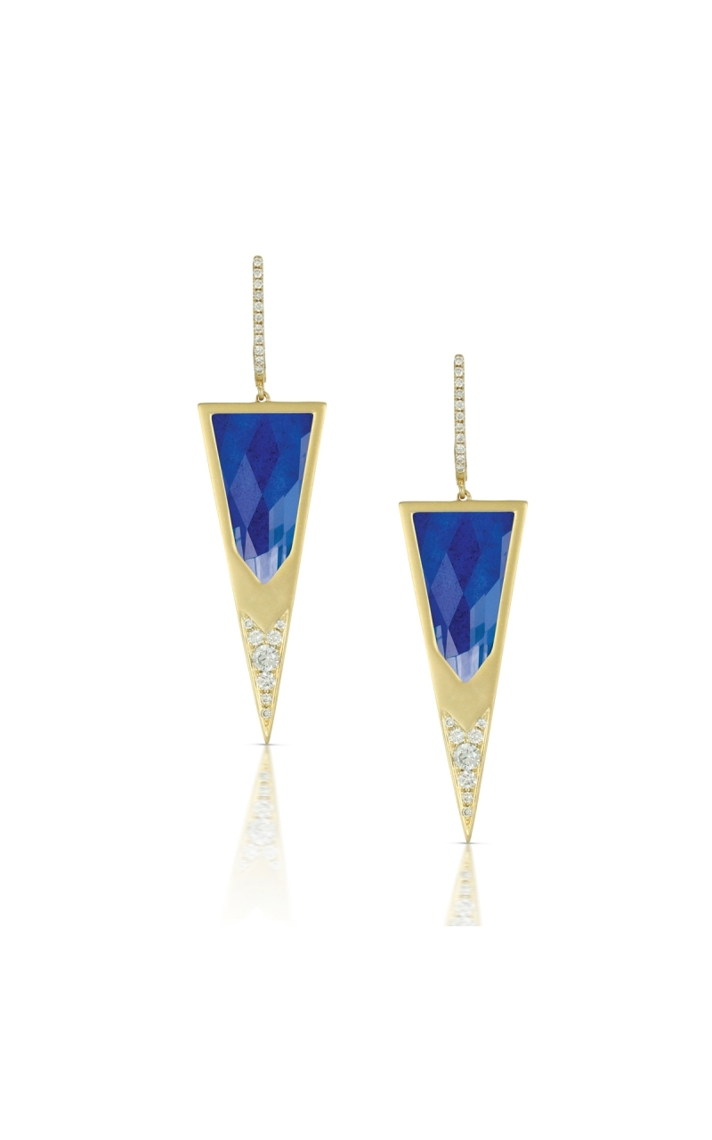 Doves Royal Lapis Collection Earrings E7824LP product image