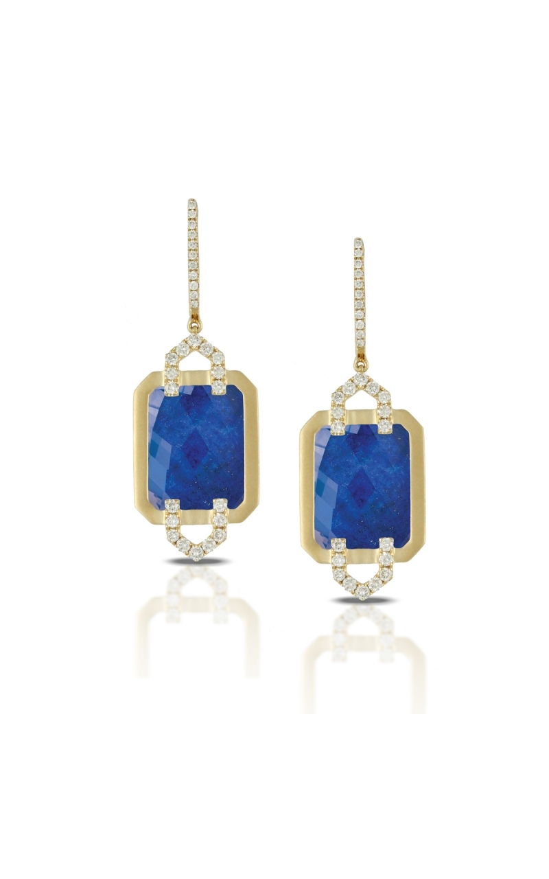 Doves Royal Lapis Collection Earrings E8249LP product image