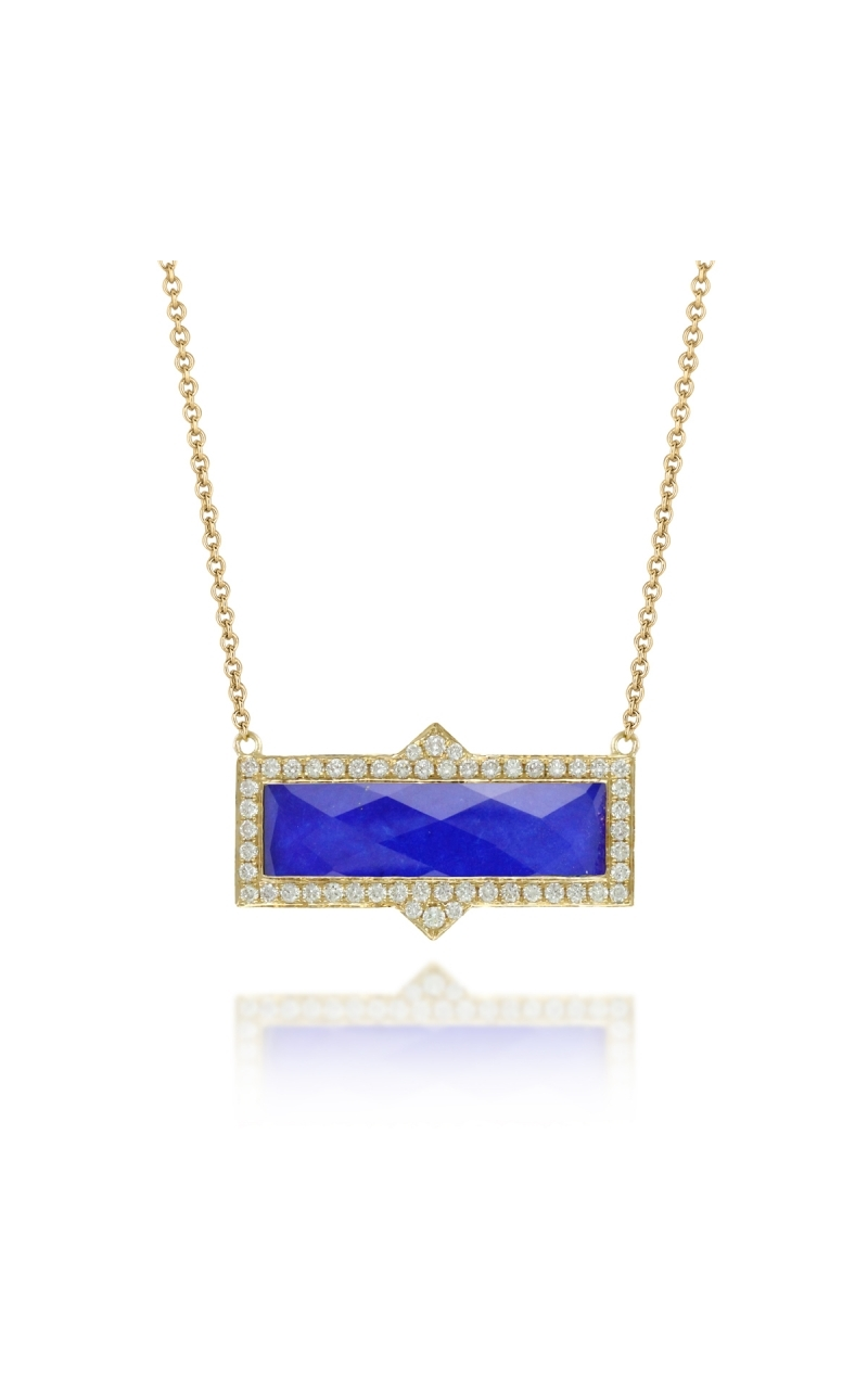 Doves Royal Lapis Collection Necklace N8305LP-1 product image