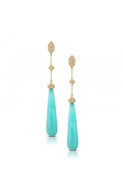 Amazonite Dangle Earrings E8544AZ product image