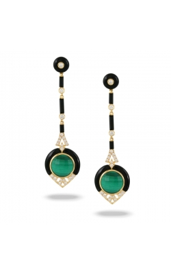 Verde Dangle Earrings AEC-27850 product image