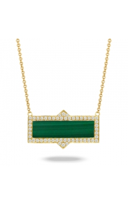Malachite Bar Pendant APC-27851 product image