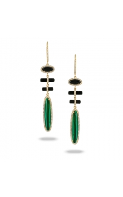 Verde Dangle Earrings E9111BOMC product image