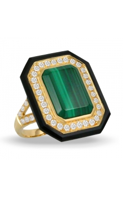 Malachite Ring R9132BOMC product image