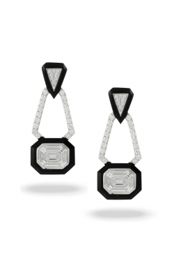 Invisible Set Earrings E9187BO product image