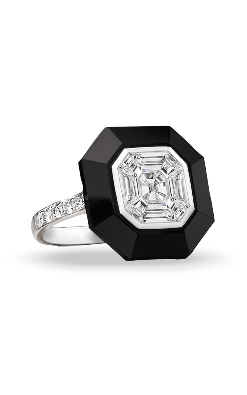 Doves Mondrian Collection Fashion ring R9176BO-1 product image