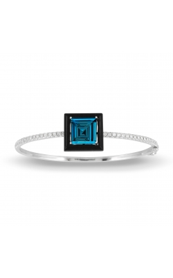 London Blue Deco Bangle  product image