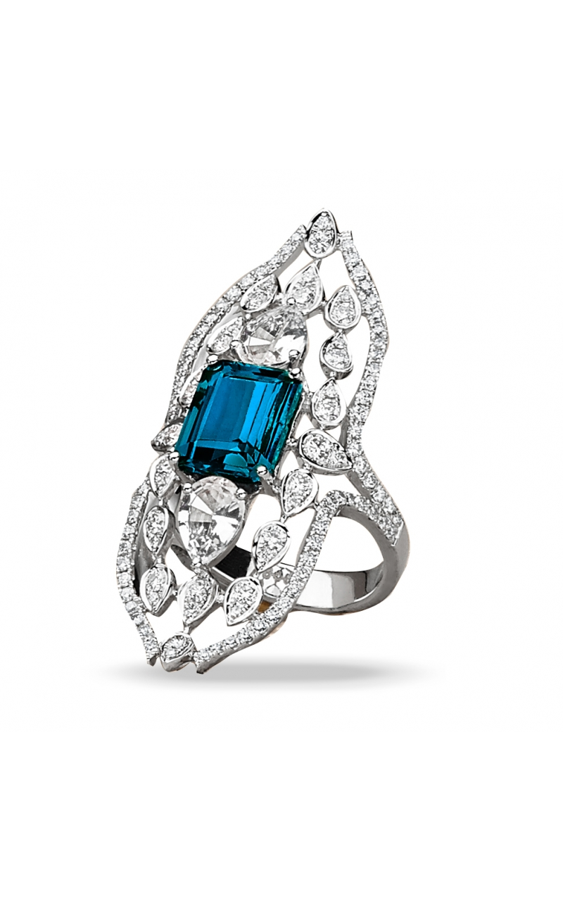 Doves London Blue Collection Fashion ring R8992LBT product image