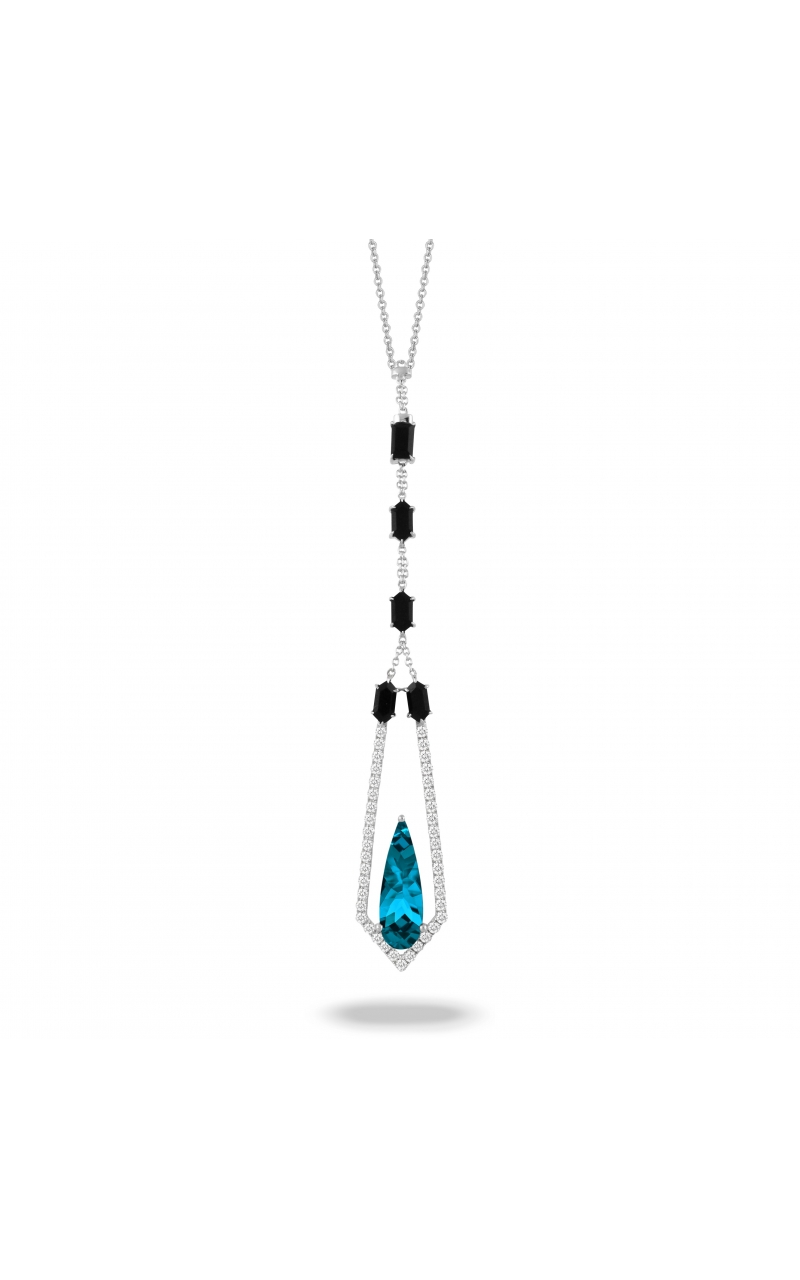 Doves London Blue Collection Necklace N9091BOLBT product image