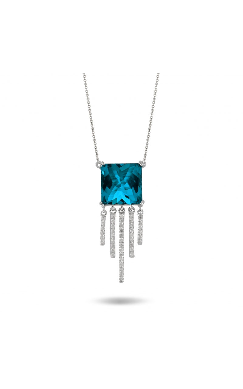 Doves London Blue Collection Necklace N8931LBT product image