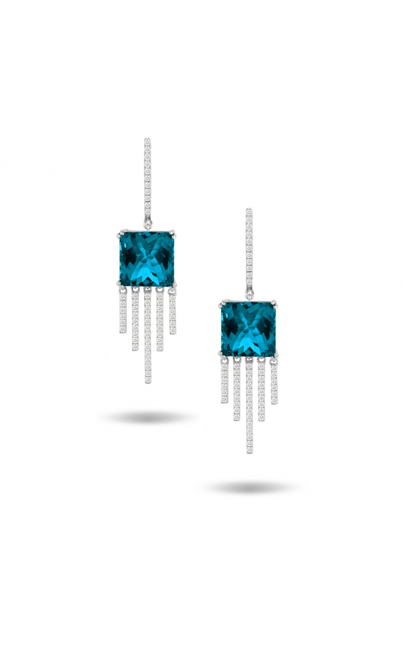 Doves London Blue Collection Earrings E8931LBT product image