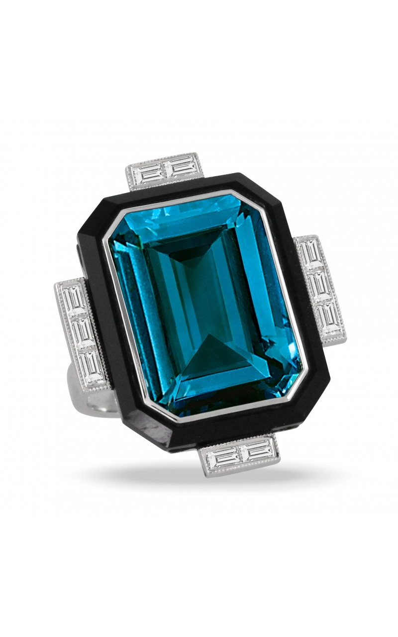 Doves London Blue Collection Fashion ring R9418BOLBT product image