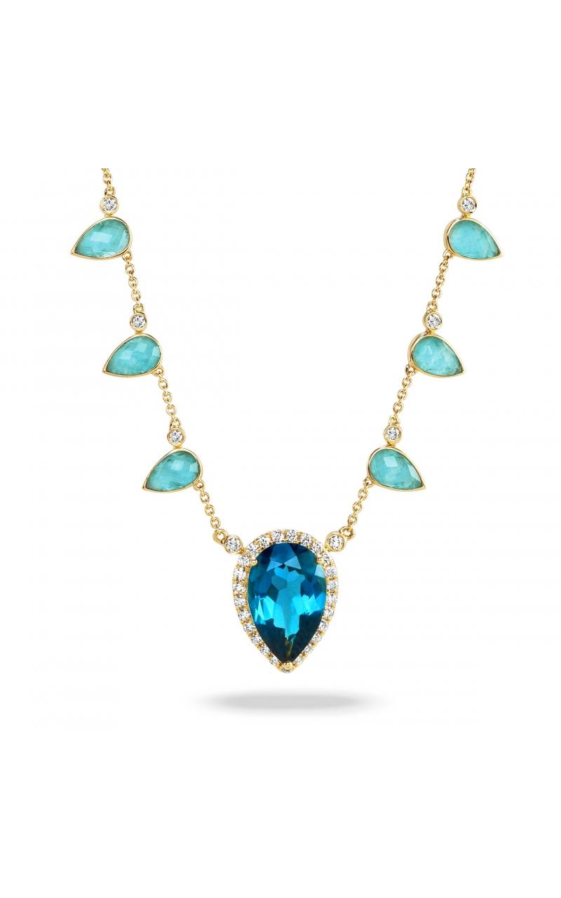 Doves Amazon Breeze Collection Necklace N8669AZLBT product image
