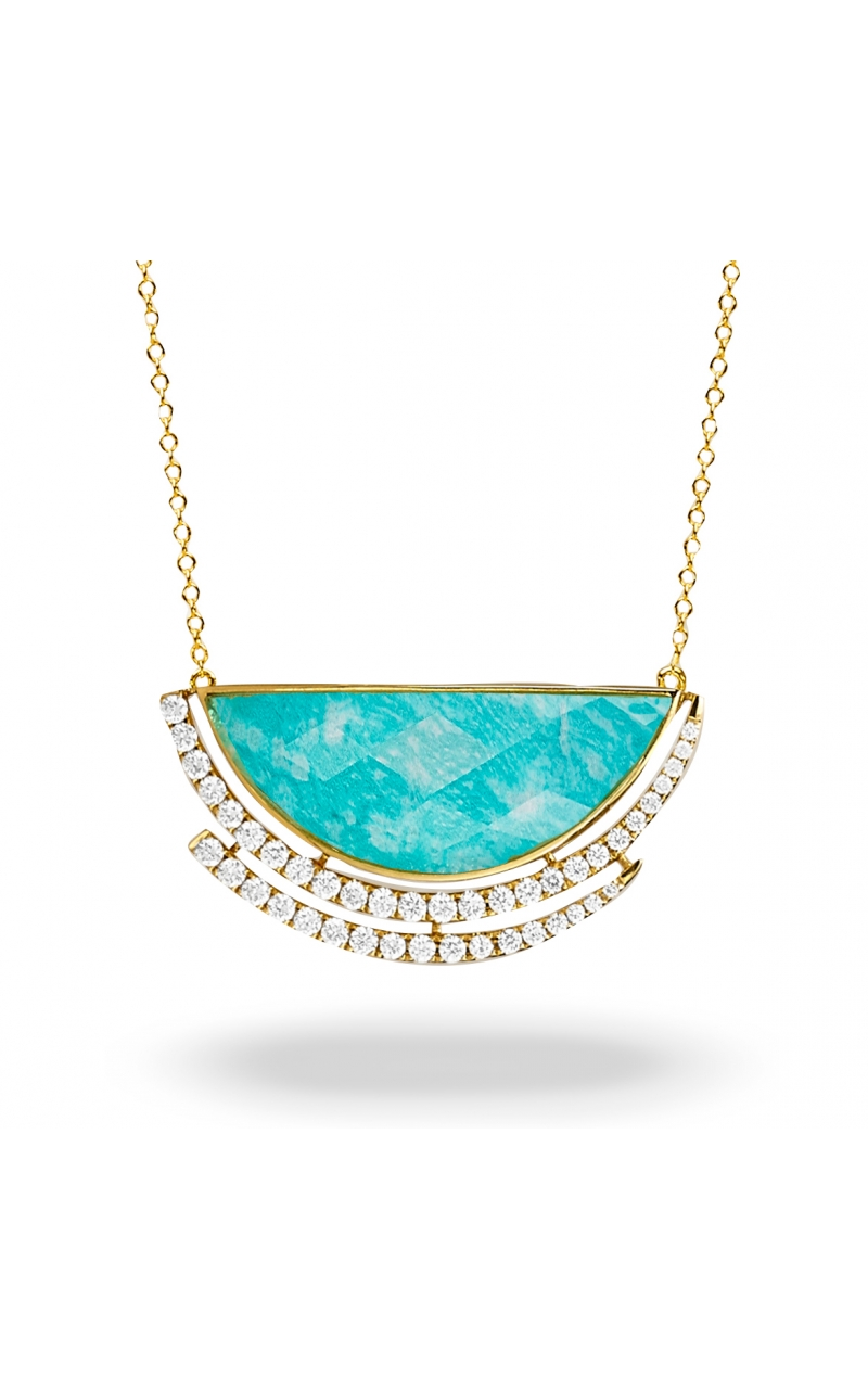 Doves Amazon Breeze Collection Necklace N8875AZ product image