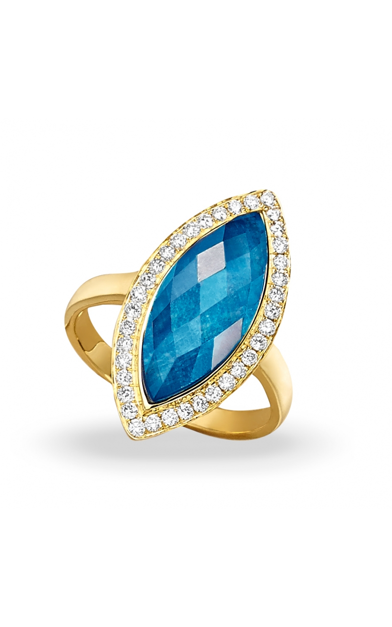 Doves Laguna Collection Fashion ring R8364AP product image