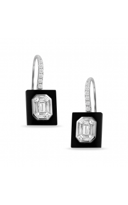 Invisible Set Earrings E9175BO-1 product image