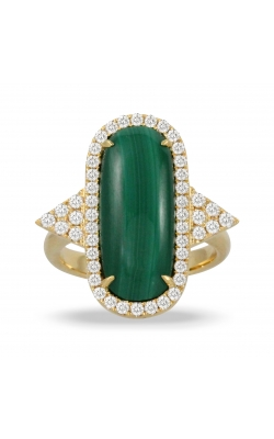 Malachite Ring R9367MC product image