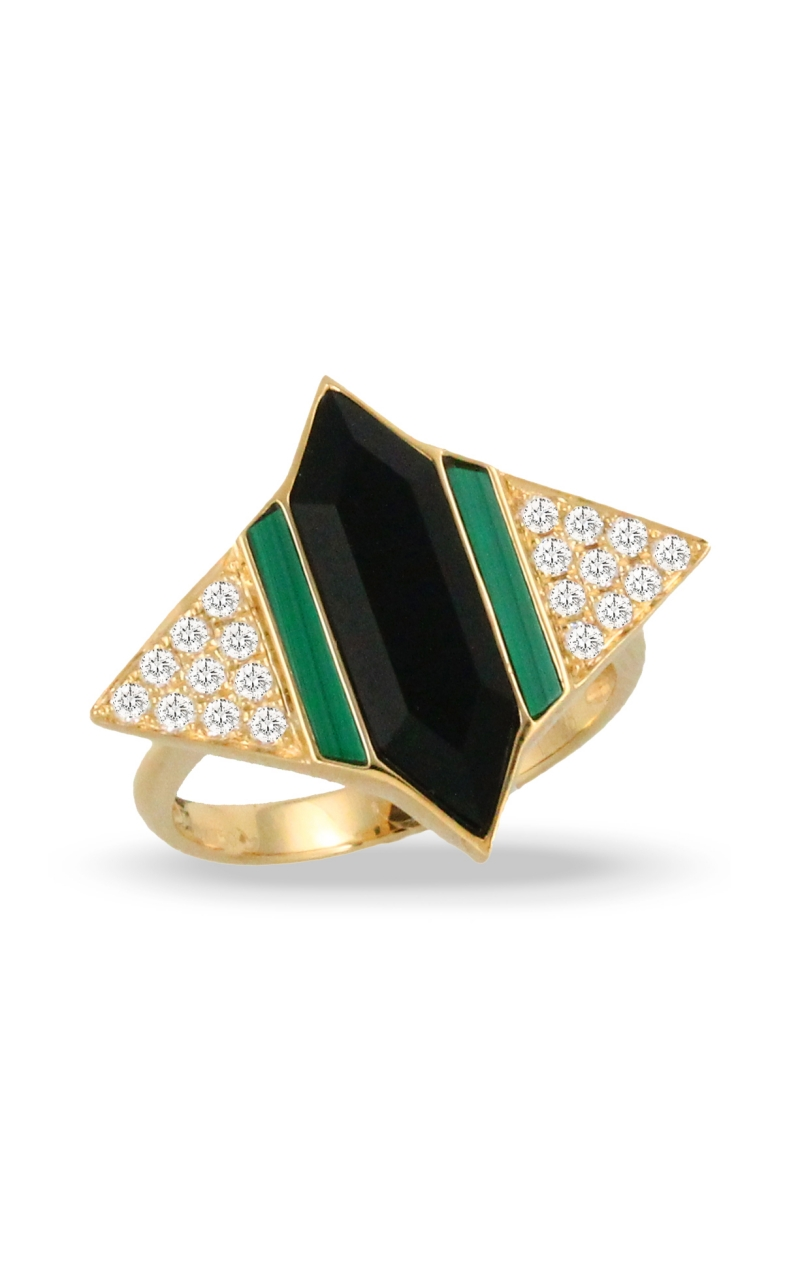Doves Verde Collection Fashion ring R9234BOMC product image