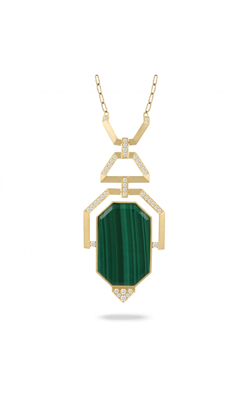 Doves Verde Collection Necklace N9383MC product image