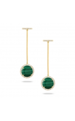 Malachite Earrings E8958MC product image