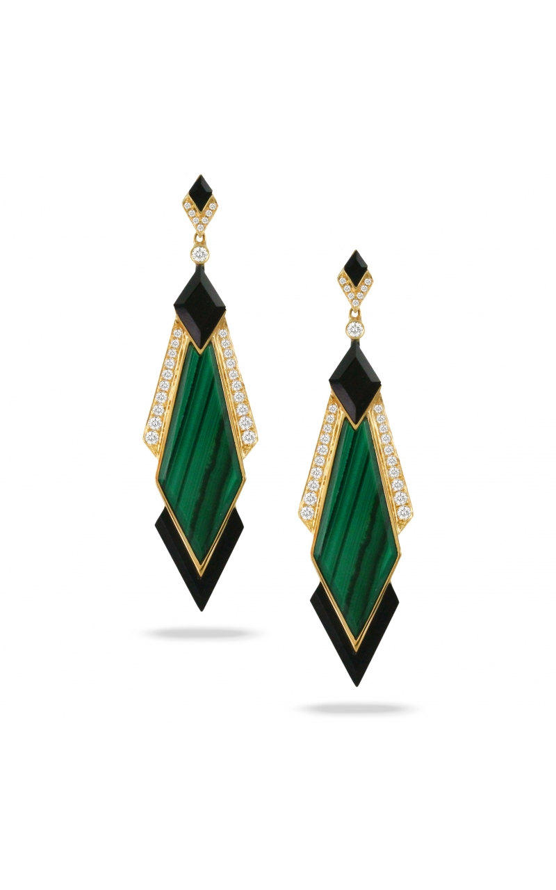 Doves Verde Collection Earrings E9232BOMC product image