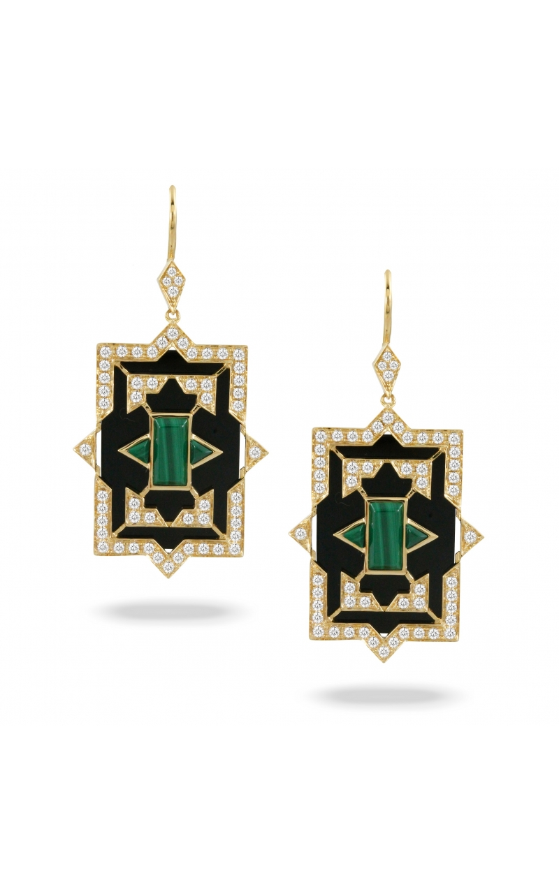 Doves Verde Collection Earrings E9401BOMC product image