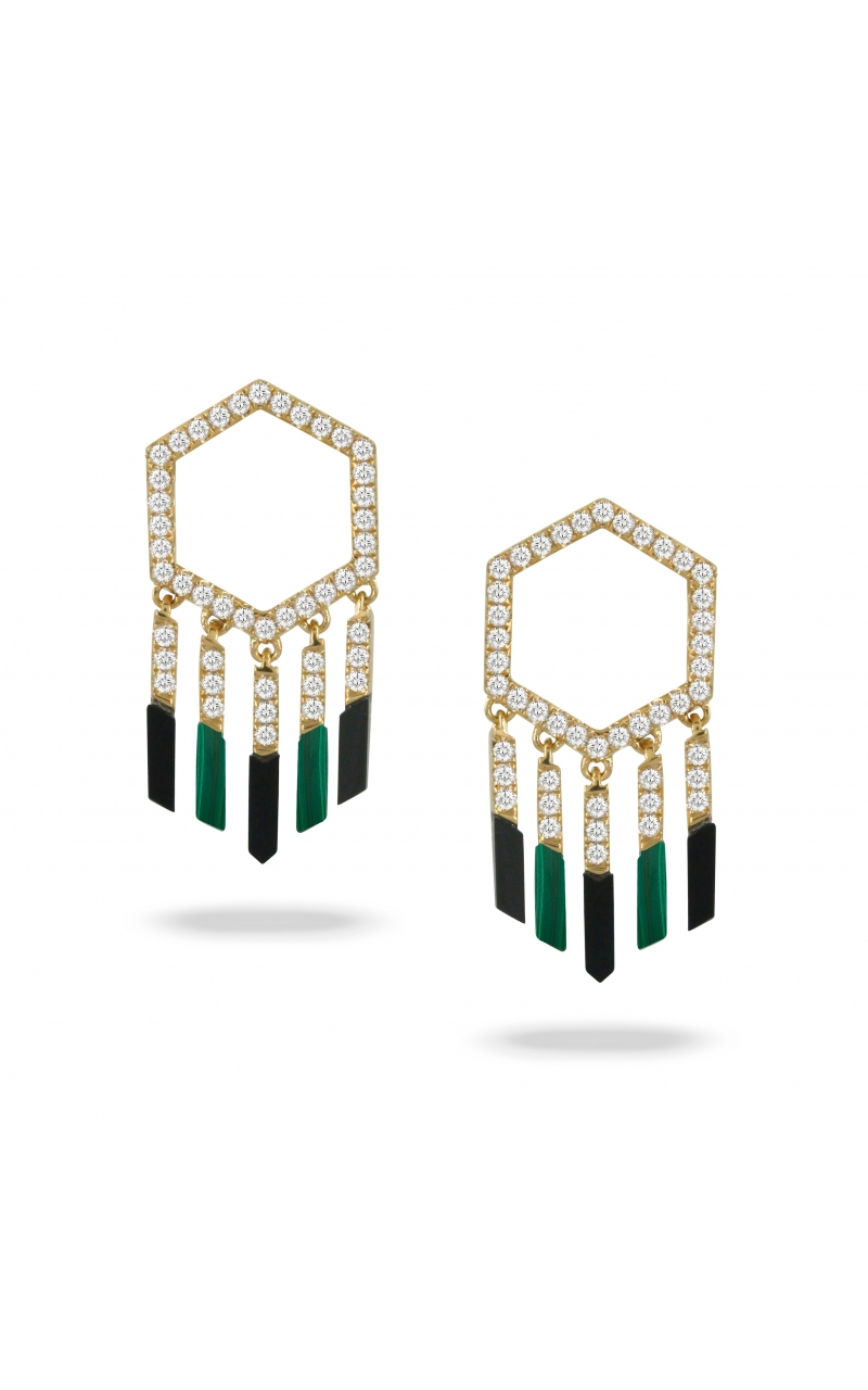 Doves Verde Collection Earrings E9392BOMC product image