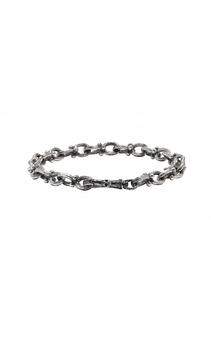 Silver Chain Bracelet STB-27719 product image
