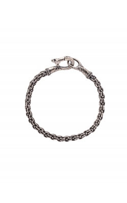 Silver Chain Bracelet STB-27722 product image