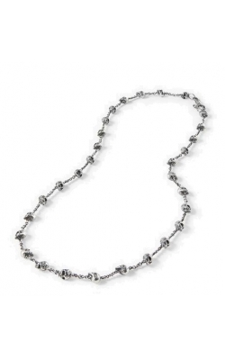 Silver Skull Necklace STC-27730 product image