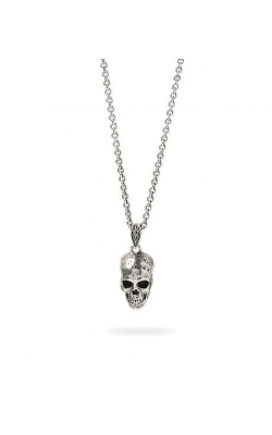 Silver Skull Pendant product image