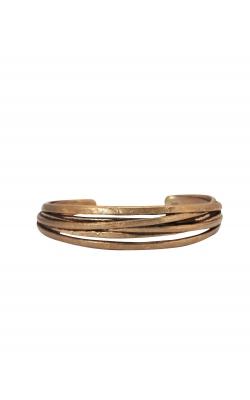 Brass Multi-Strand Cuff product image