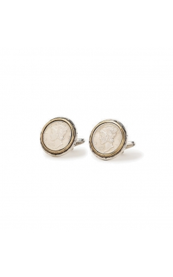 Mercury Dime Cuff Links product image